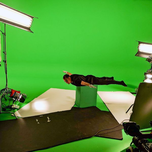 05 Mission Impossible Greenscreen