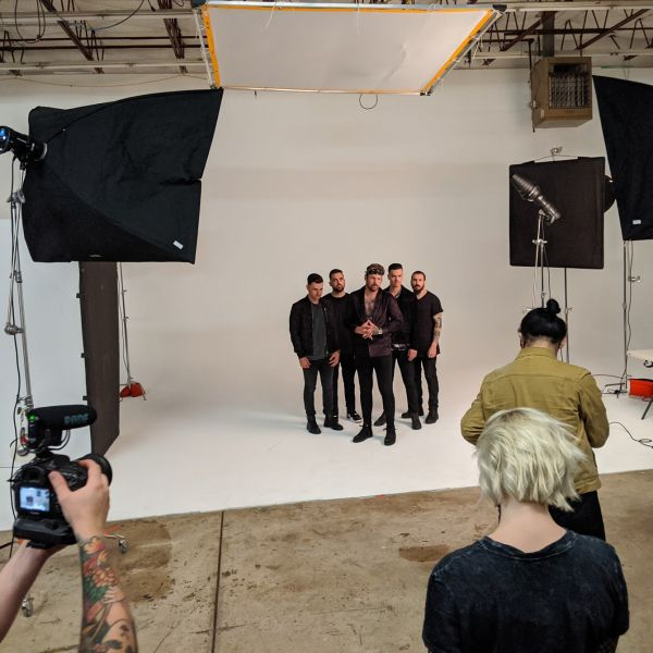 20 Beartooth Photoshoot
