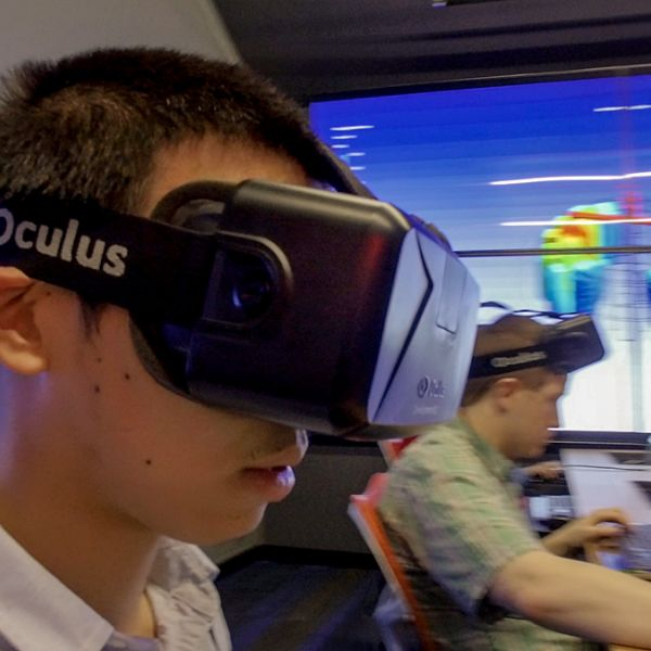 Work Jobs Oculus