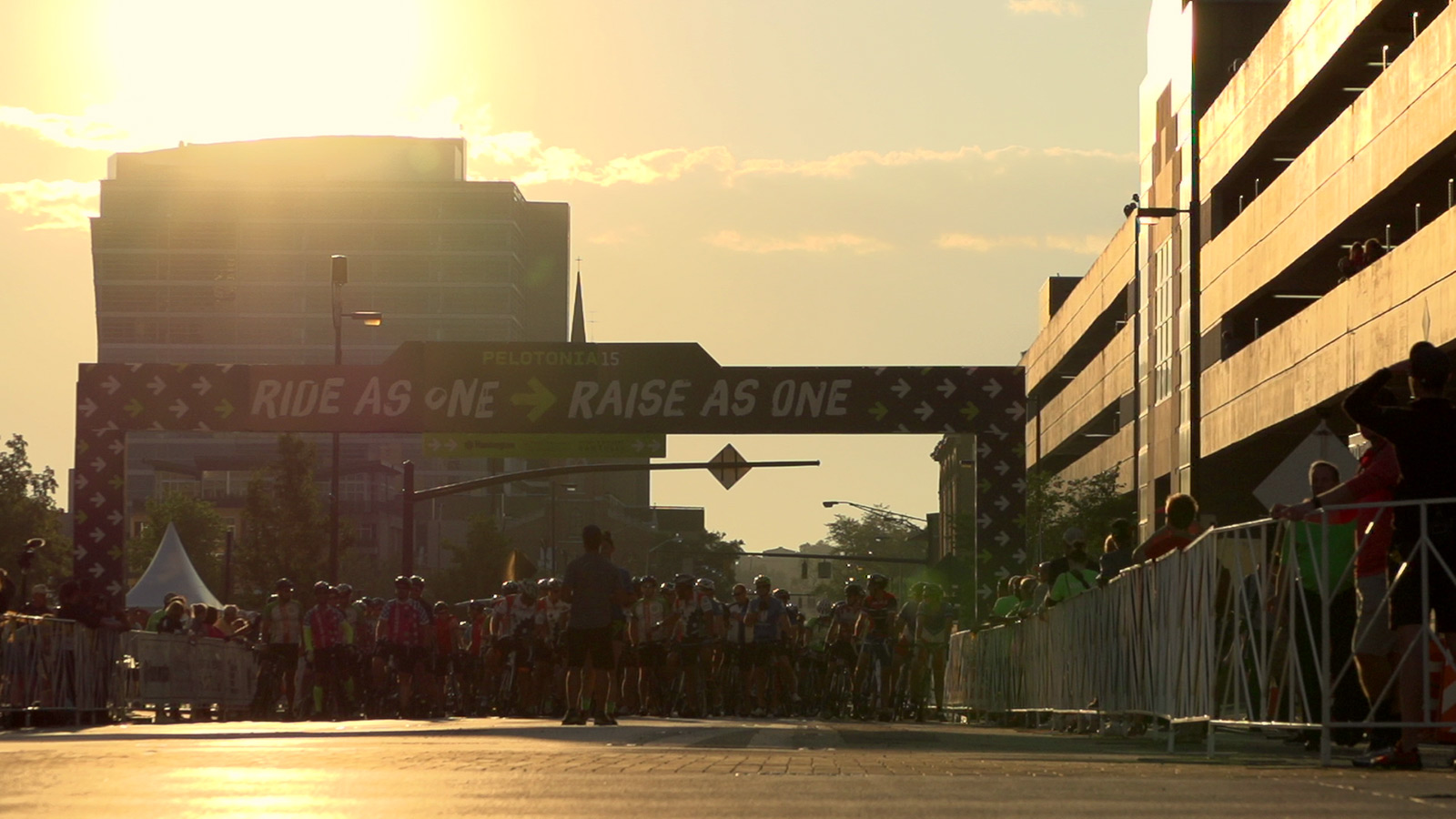 Pelotonia '15: Mini-Doc