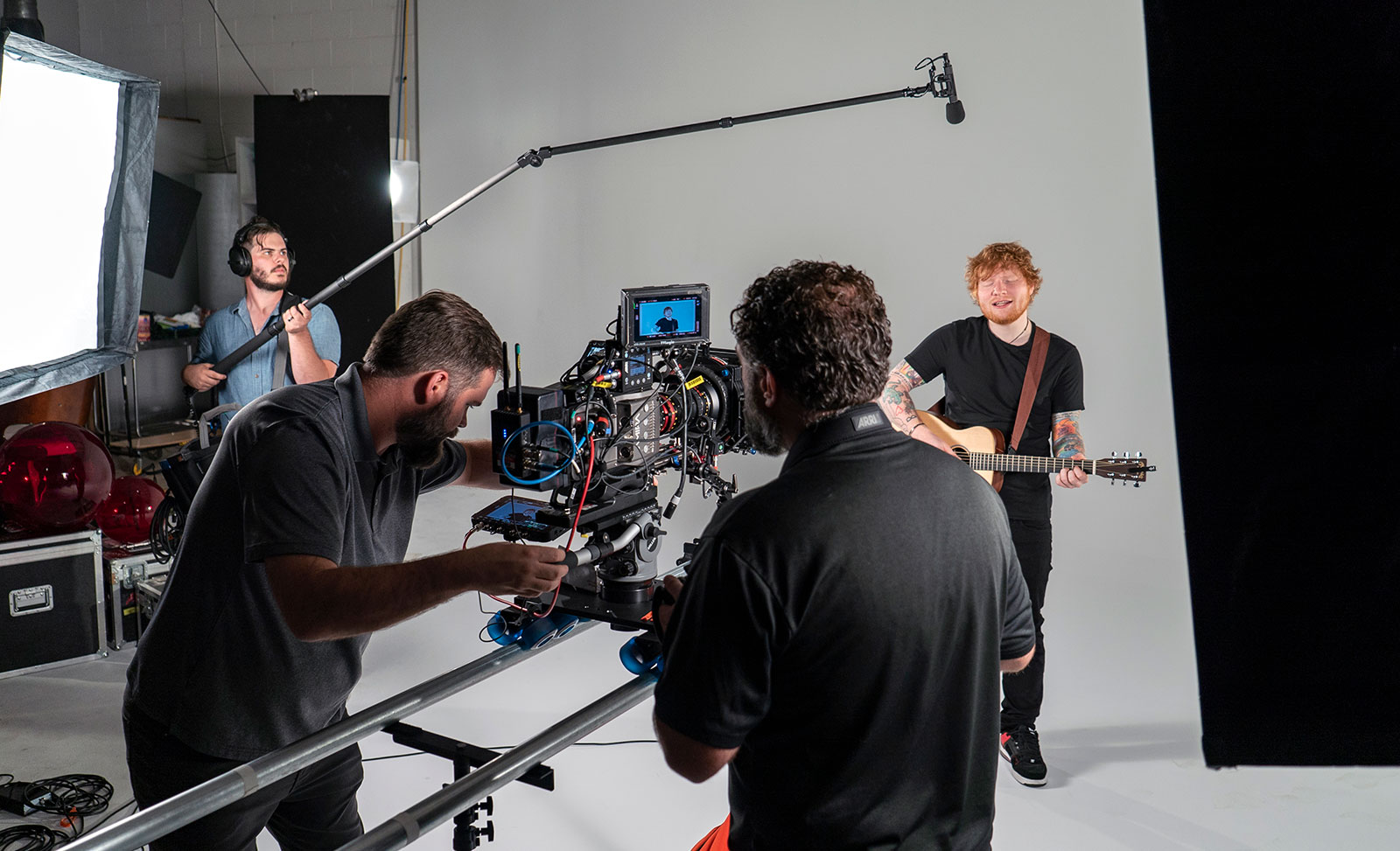 Studio Sheeran